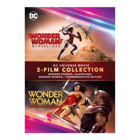 Wonder Woman: Bloodlines/Commemorative Edition (2-Film Collection) (DVD)