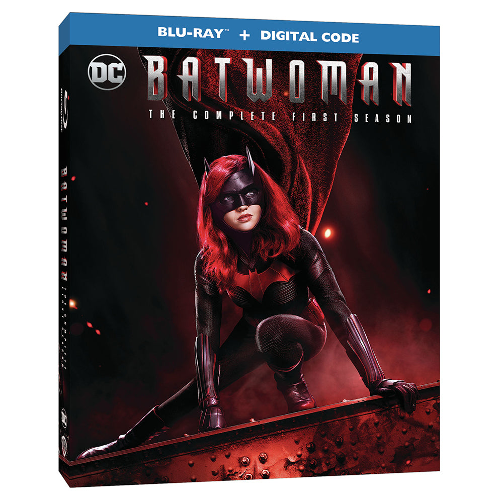 Batwoman: The Complete First Season (BD)