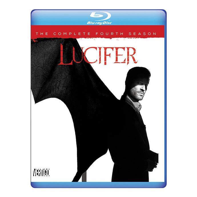 Lucifer: The Complete Fourth Season (BD)