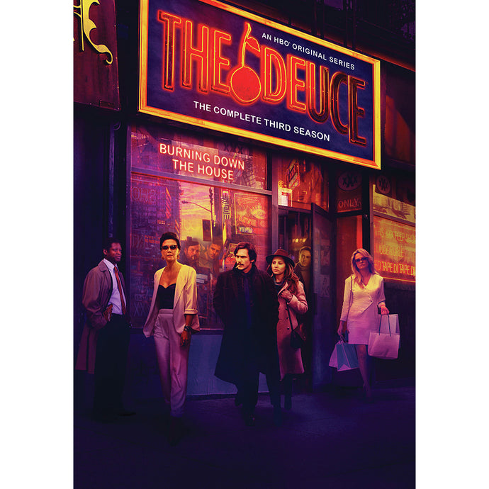 The Deuce: The Complete Third Season (MOD)