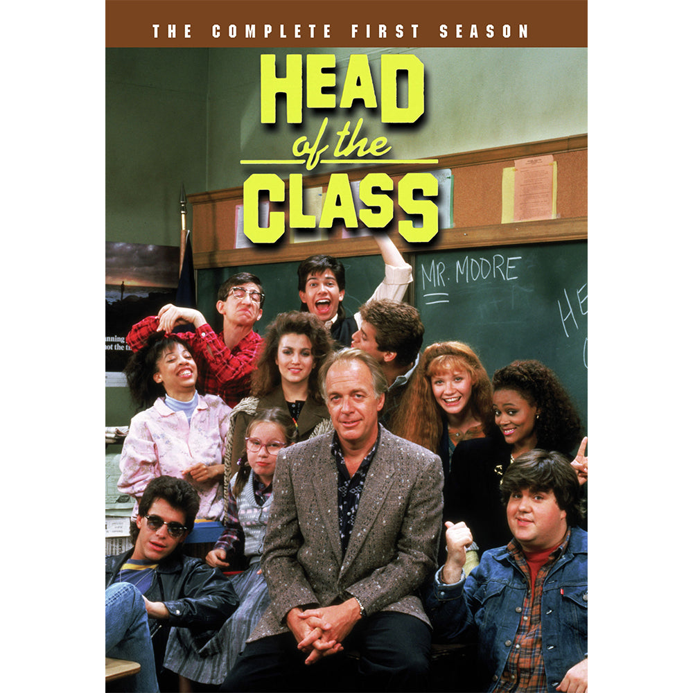 Head of the Class: The Complete First Season (MOD)