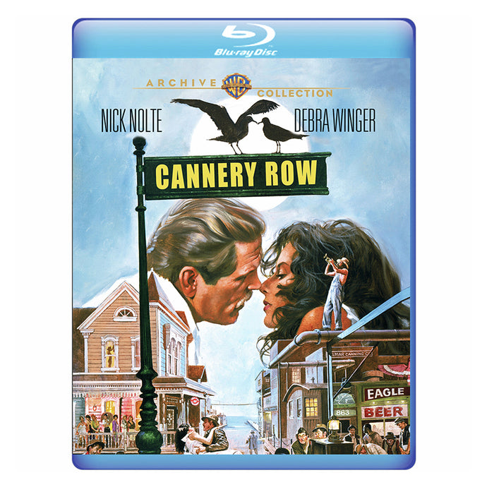 Cannery Row (BD)