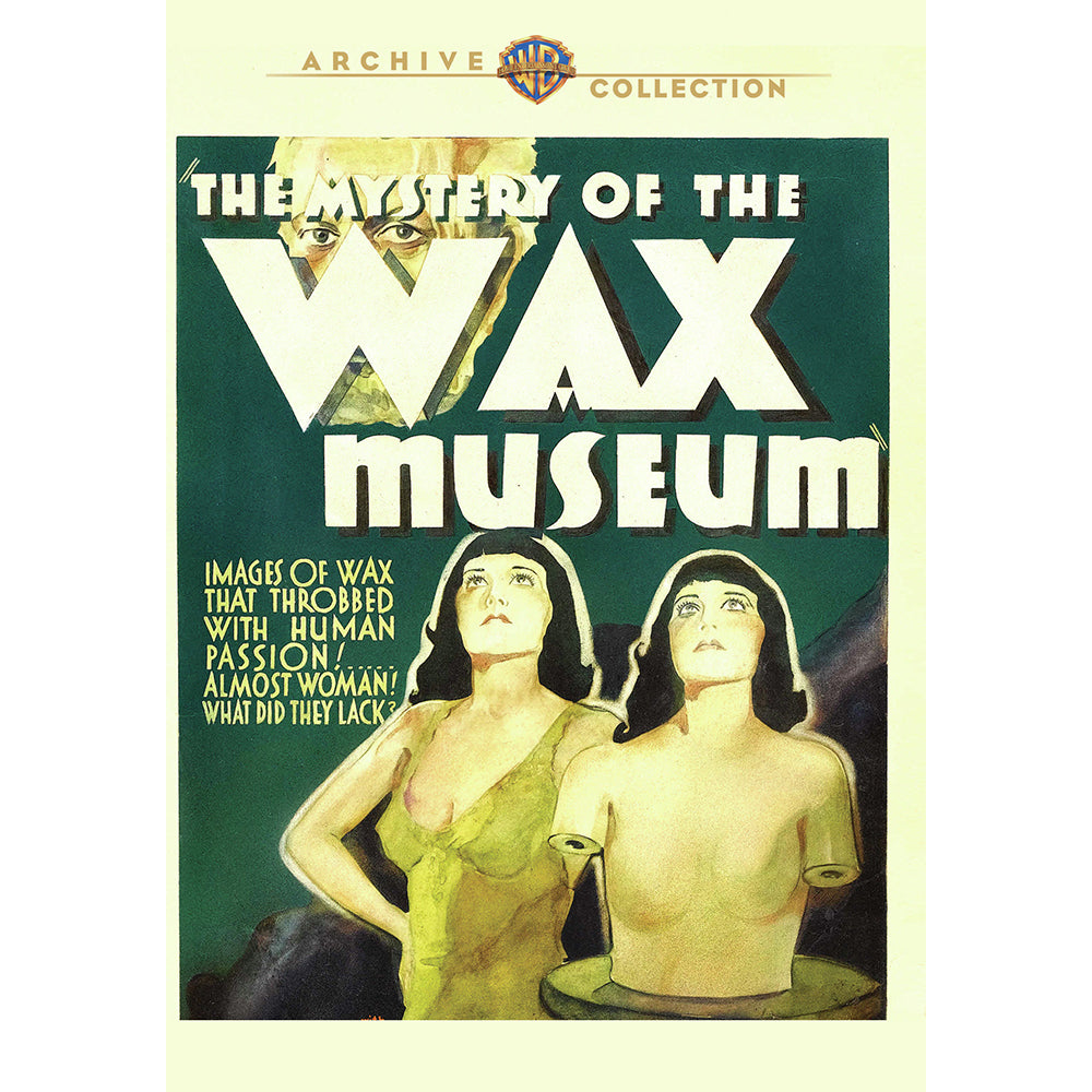 Mystery of the Wax Museum (1933) (MOD)