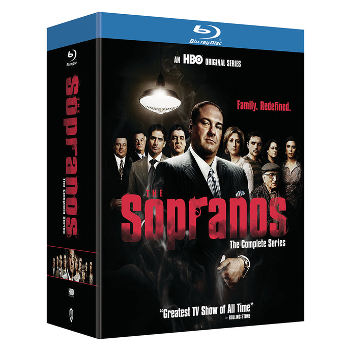 The Sopranos: The Complete Series (BD)