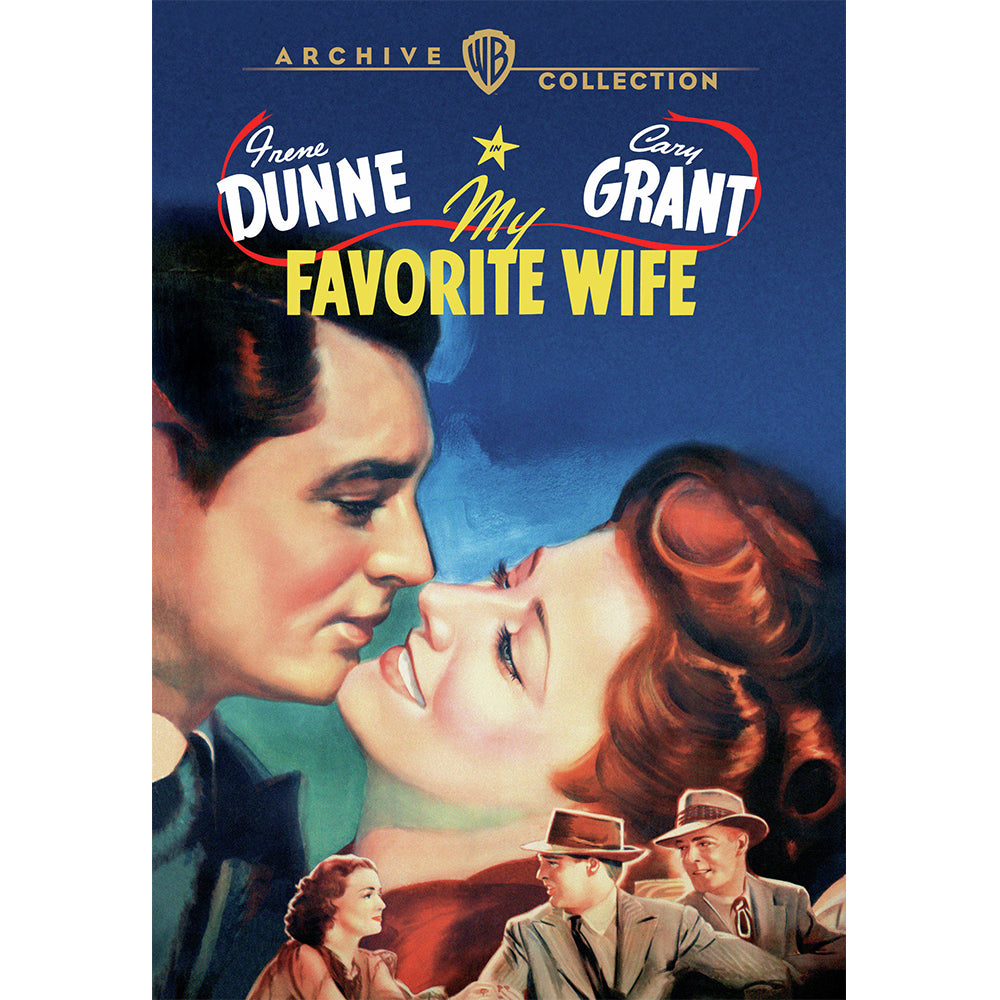 My Favorite Wife (1940) (MOD)