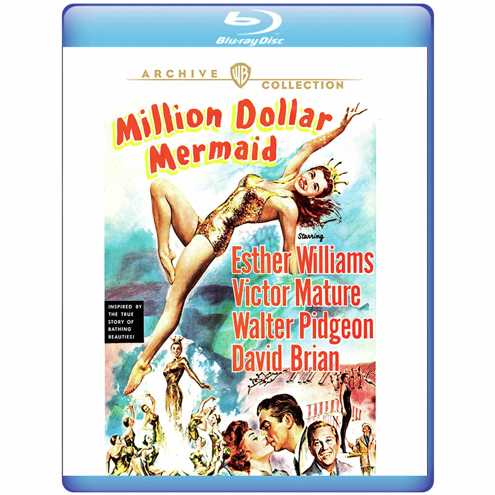 Million Dollar Mermaid (BD)