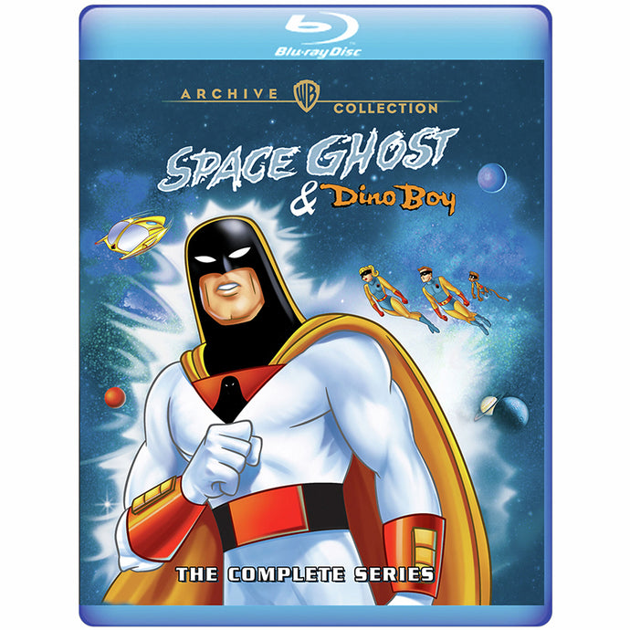 Space Ghost & Dino Boy: The Complete Series (BD)