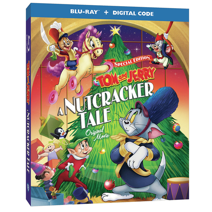 Tom and Jerry: A Nutcracker Tale Special Edition (BD)