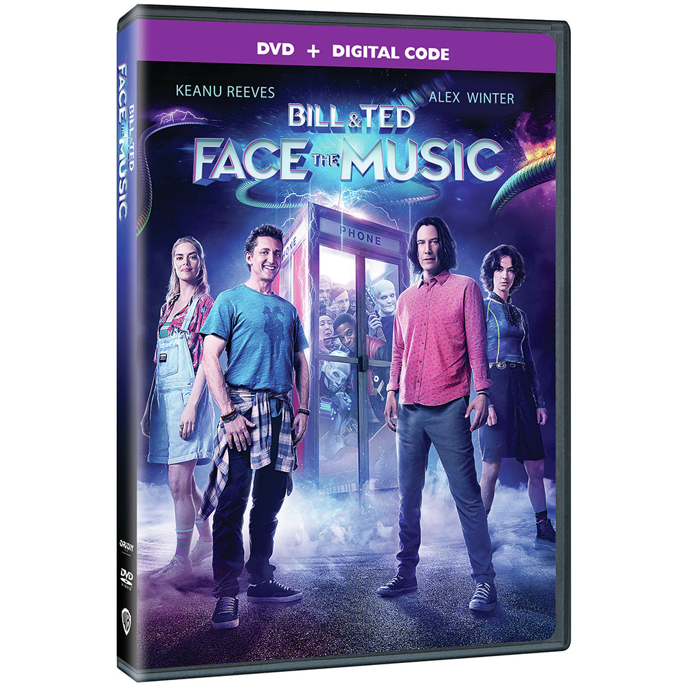 Bill & Ted Face the Music (DVD)