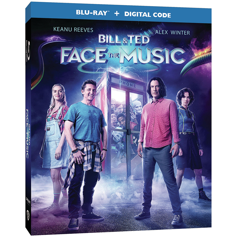 Bill & Ted Face the Music (BD)