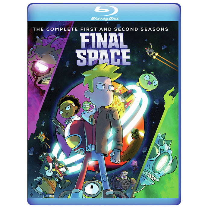 Final Space: The Complete First and Second Seasons (BD)