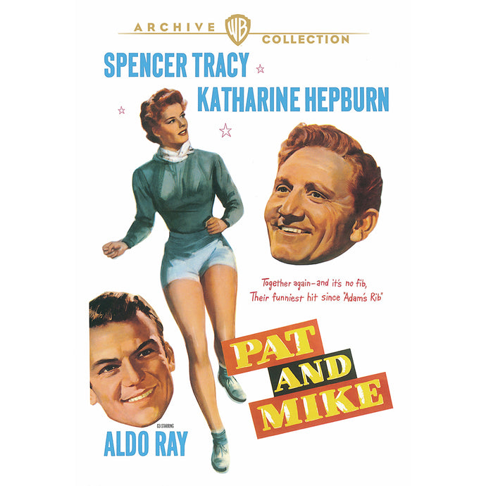 Pat and Mike (1952) (MOD)