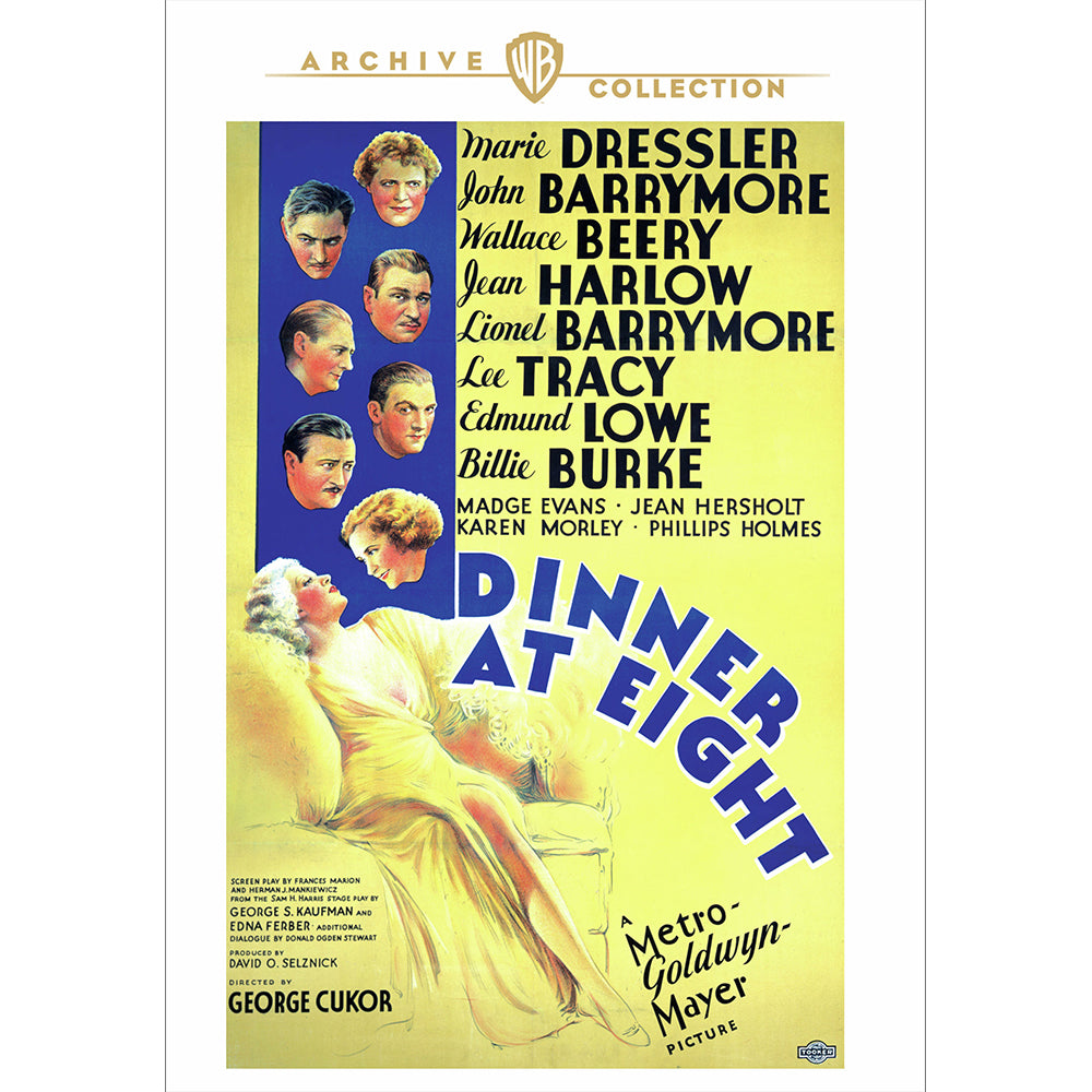 Dinner at Eight (1933) (MOD)
