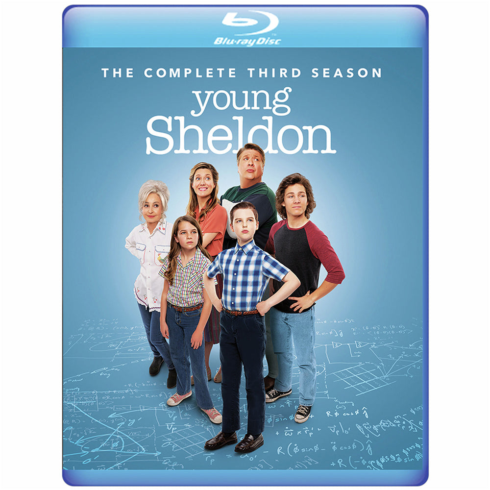Young Sheldon: The Complete Third Season (BD)