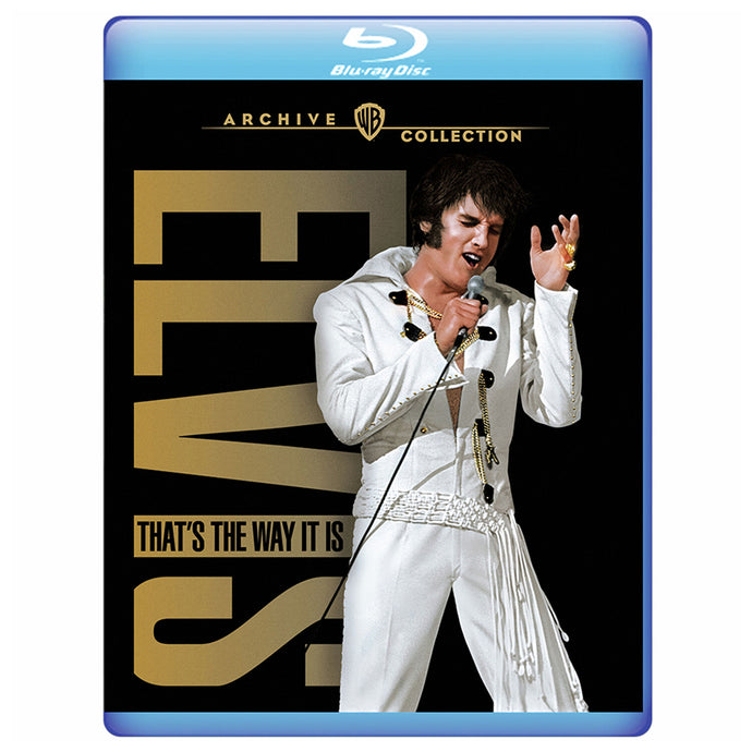 Elvis: That's the Way It Is: 2001 Special Edition + 1970 Theat. Version (BD)