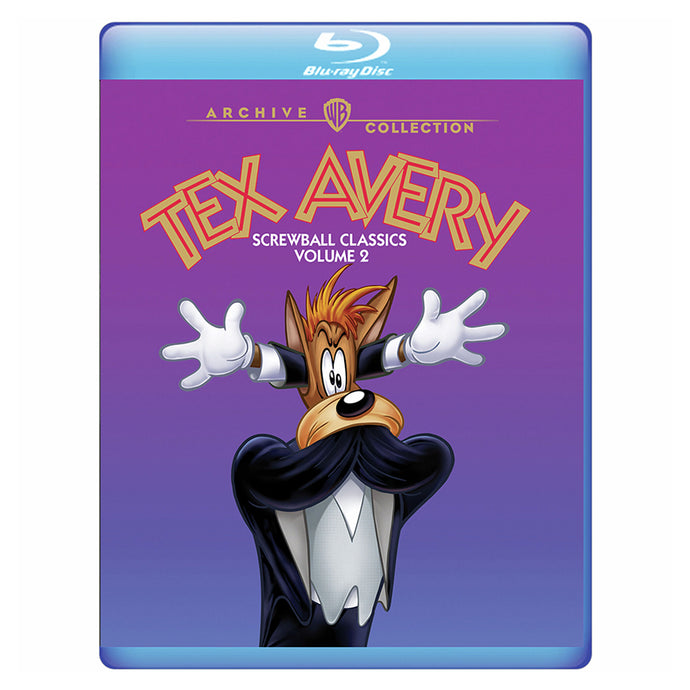 Tex Avery Screwball Classics Volume 2 (BD)