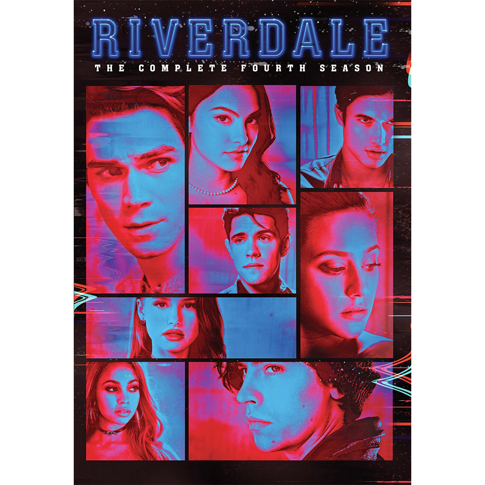 Riverdale: The Complete Fourth Season (MOD)