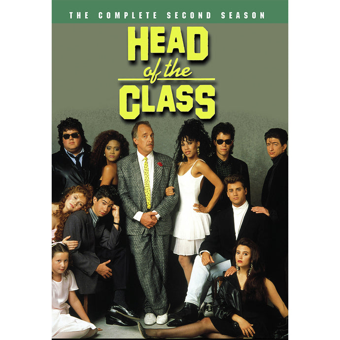 Head of the Class: The Complete Second Season (MOD)