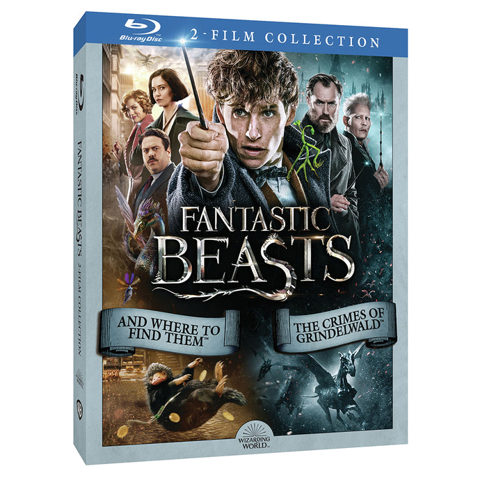 Fantastic Beasts: 2 Film Collection (BD)