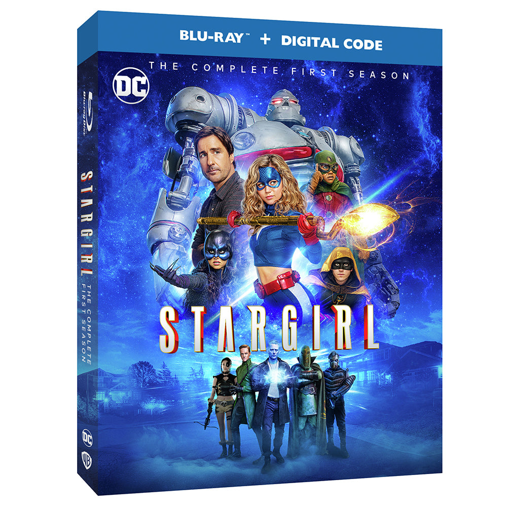 DC's Stargirl: The Complete First Season (BD)