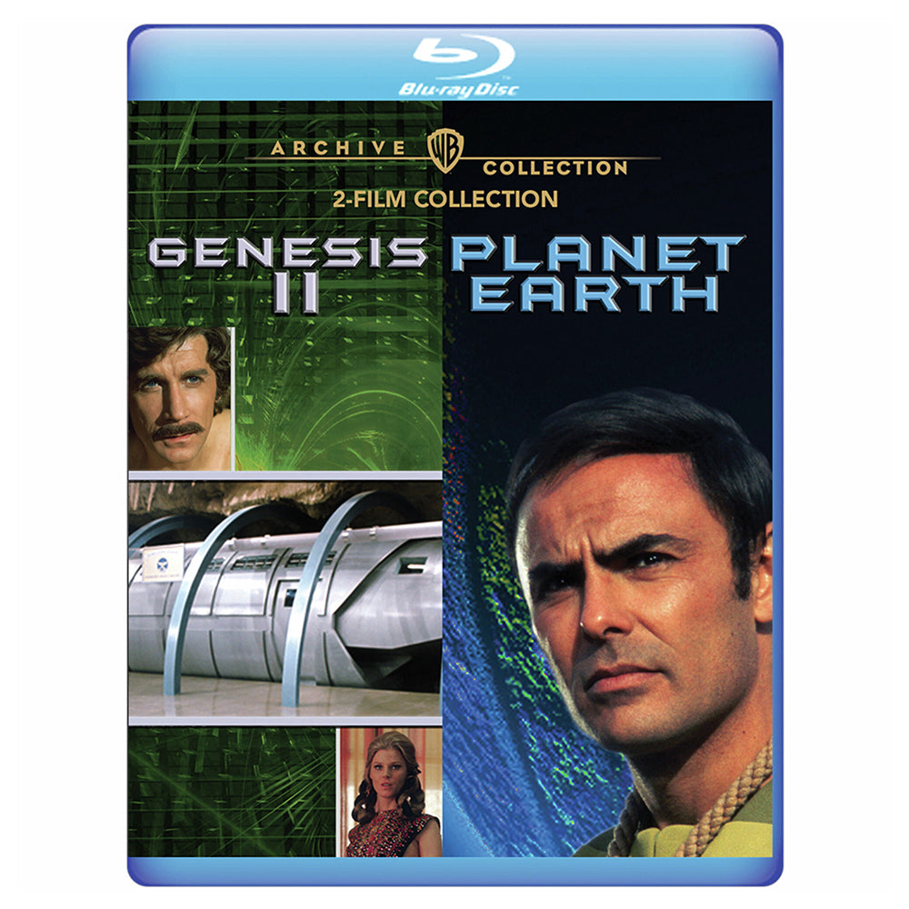 Genesis II / Planet Earth 2-Film Collection (BD)