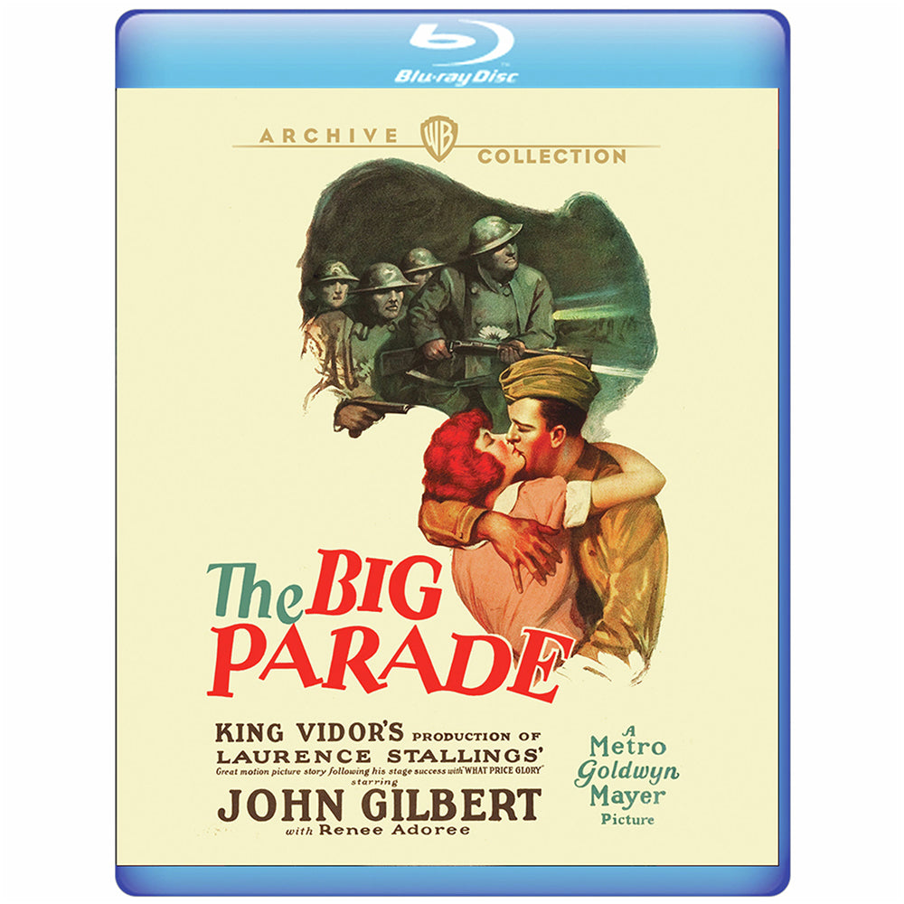 The Big Parade (BD)
