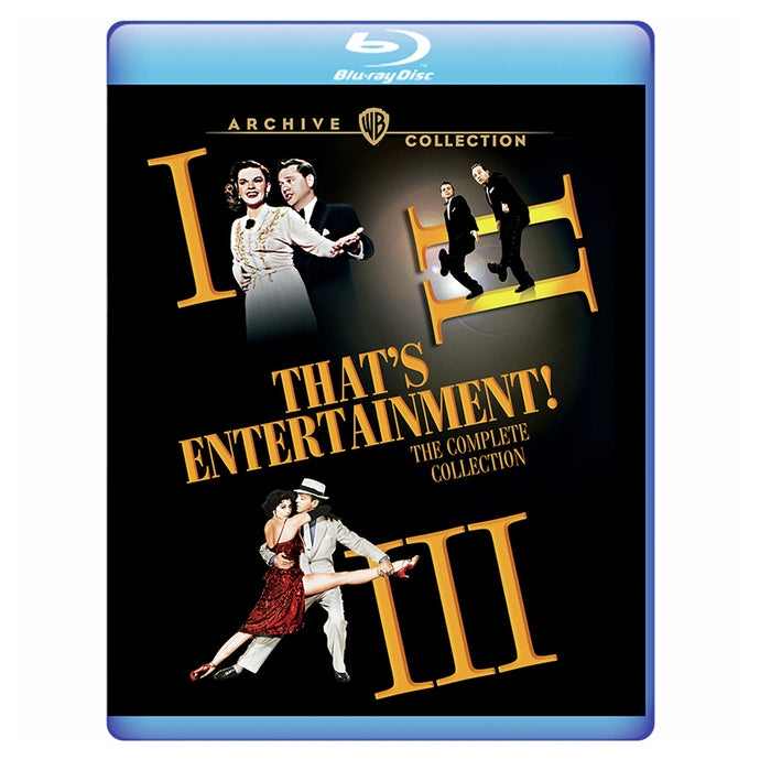That's Entertainment! The Complete Collection (BD)