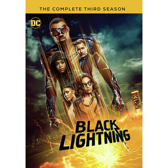 Black Lightning: The Complete Third Season (MOD)