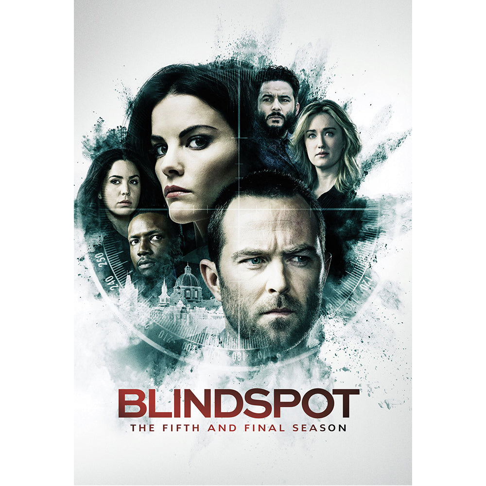 Blindspot: The Complete Fifth Season (DVD)