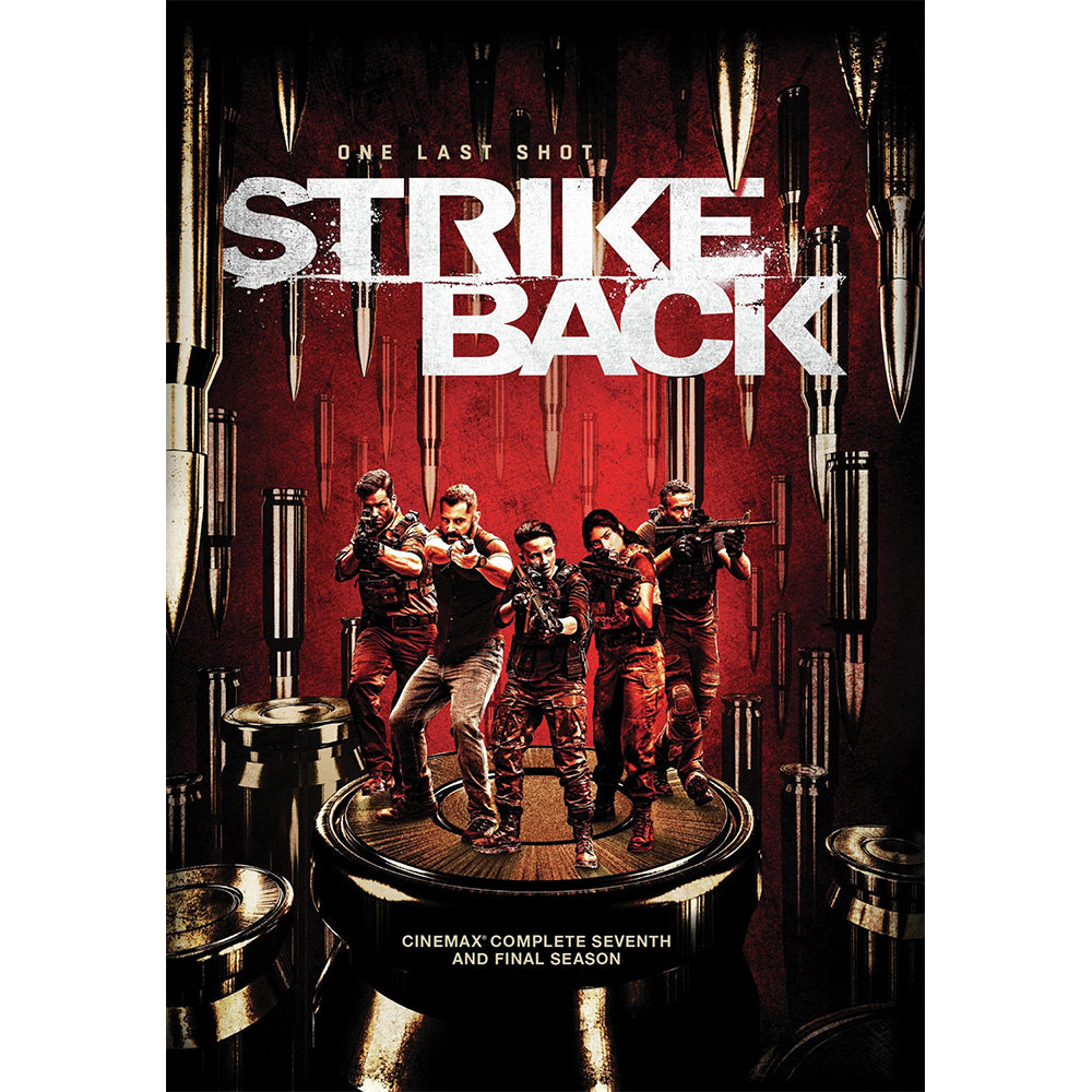 Strike Back: Cinemax Complete Seventh and Final Season (MOD)