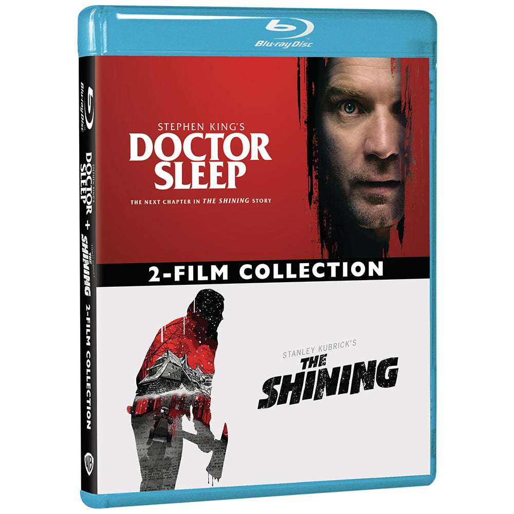 The Shining/Doctor Sleep (BD)