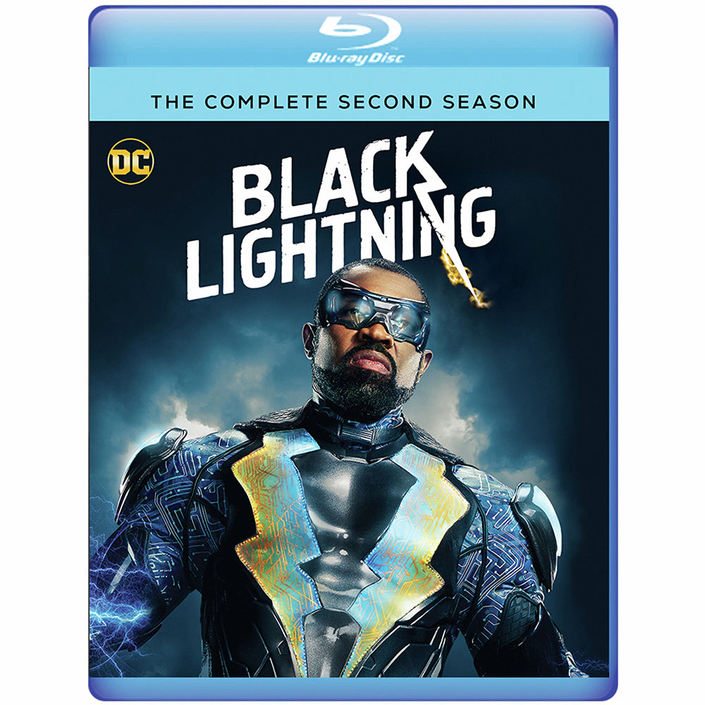 Black Lightning: The Complete Second Season (BD)