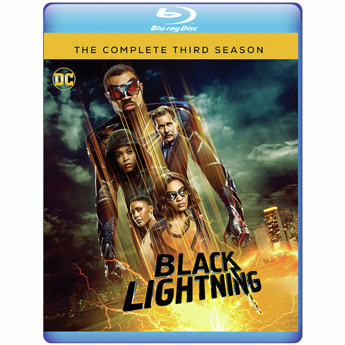Black Lightning: The Complete Third Season (BD)