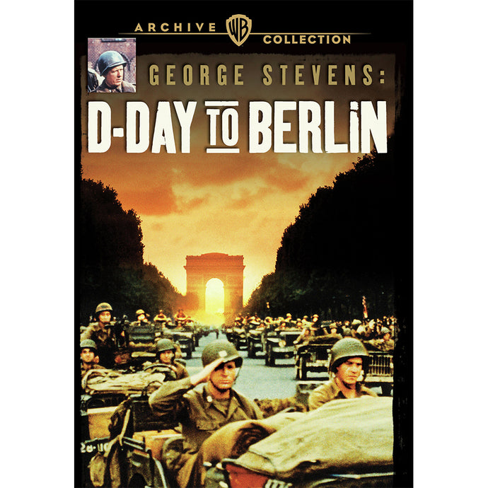 George Stevens: D-Day to Berlin (DVD)