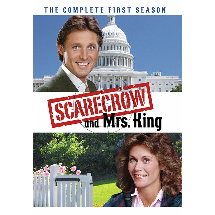 Scarecrow and Mrs. King: The Complete First Season (MOD)