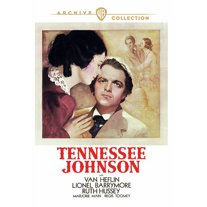 Tennessee Johnson (DVD)