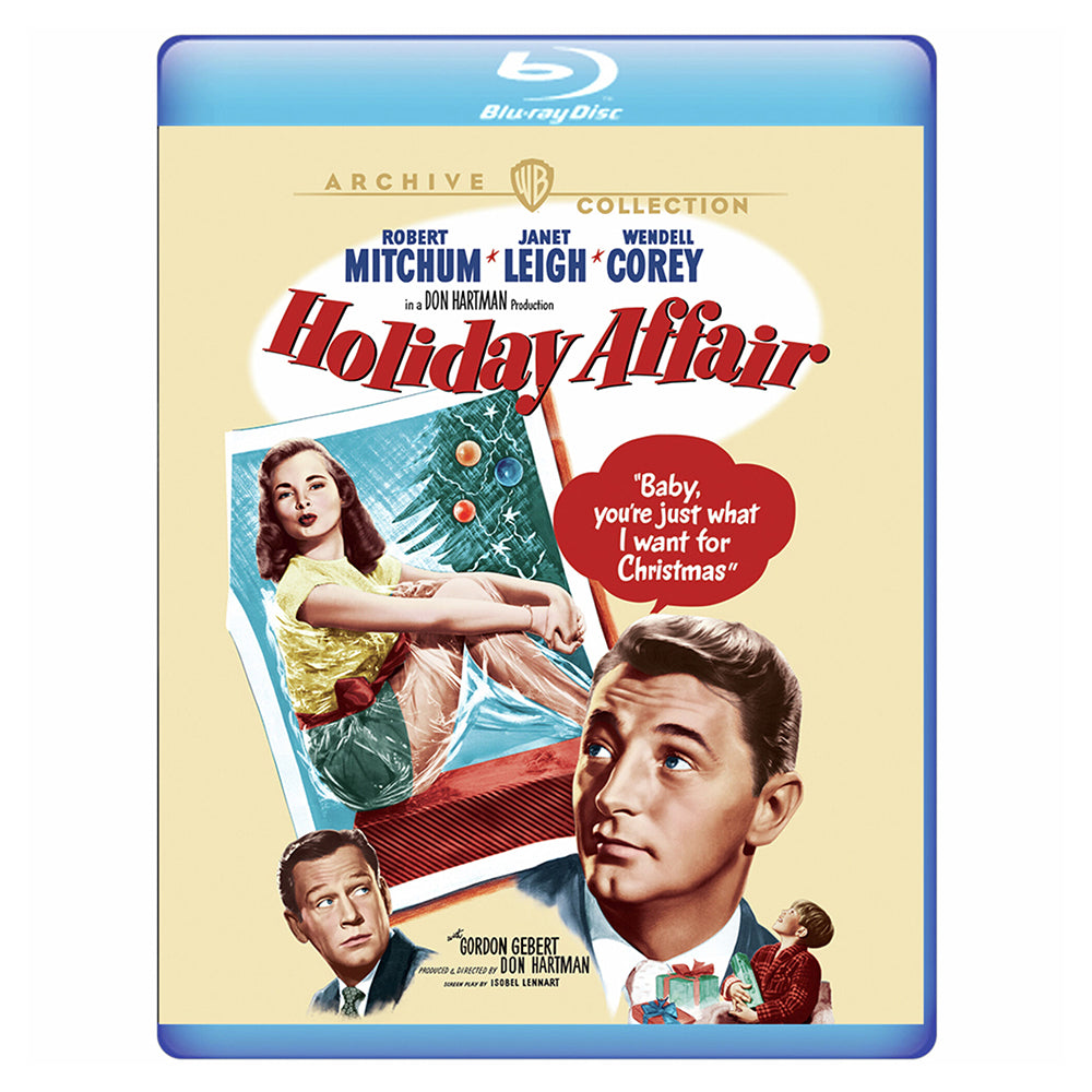 Holiday Affair (BD)