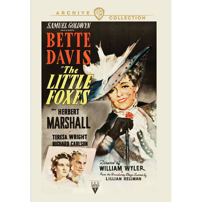 The Little Foxes (DVD)