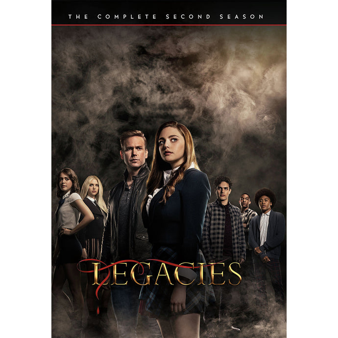 Legacies: The Complete Second Season (DVD)
