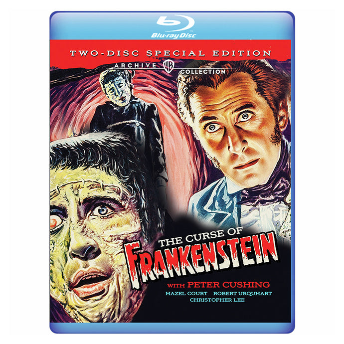 The Curse of Frankenstein (BD)