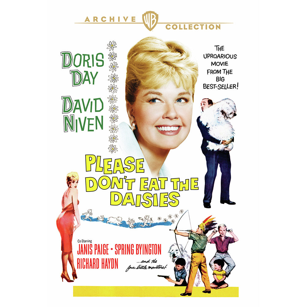 Please Don't Eat the Daisies (DVD)