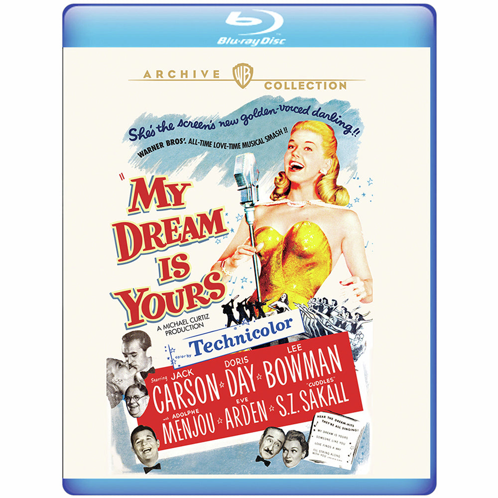 My Dream is Yours (BD)