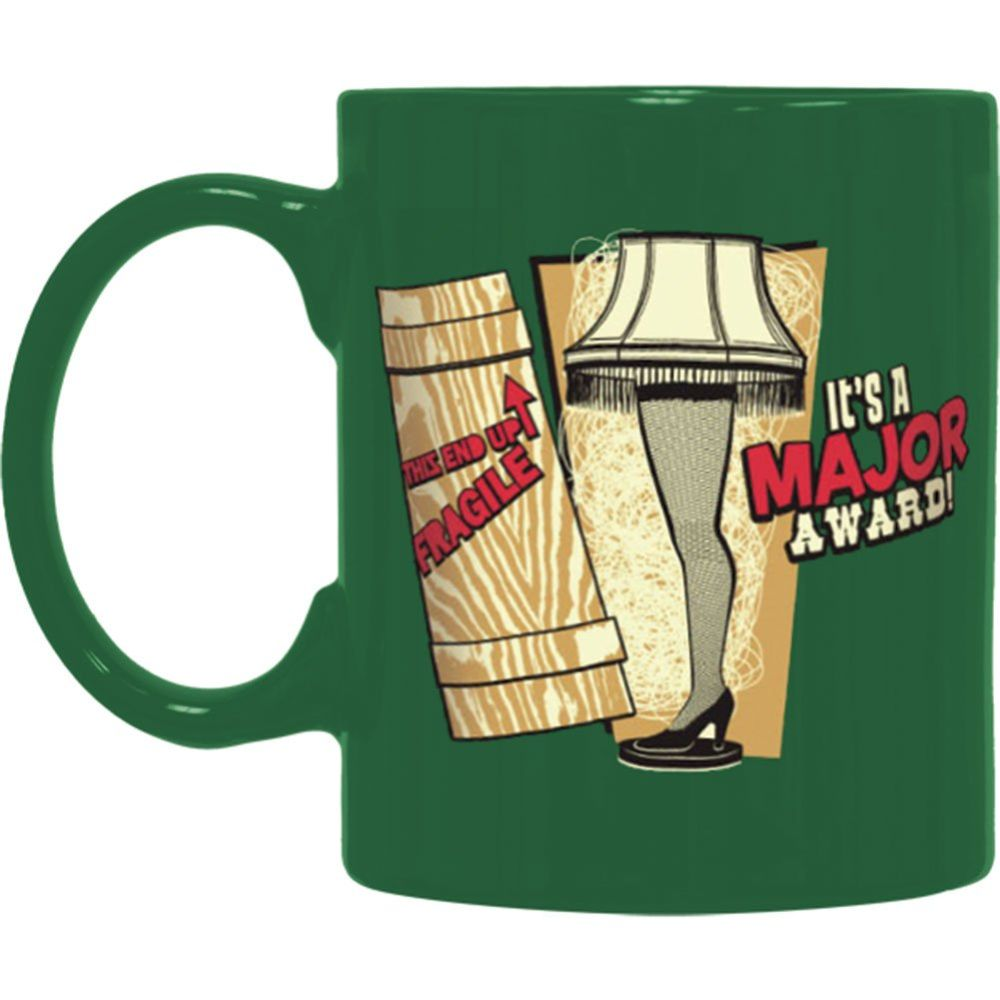 A Christmas Story It's a Major Award Mug