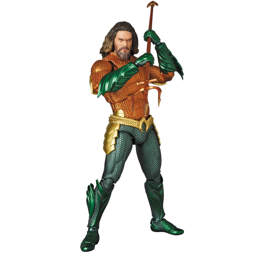 Aquaman Movie Aquaman MAFEX Action Figure