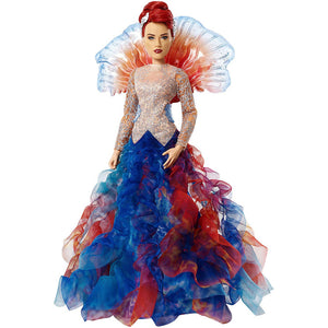 Aquaman Movie Royal Gown Mera Doll