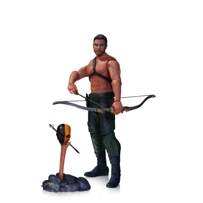 Arrow TV Series Oliver Queen and Totem Action Figure