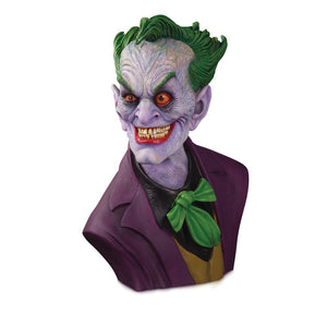DC Gallery The Joker by Rick Baker 1/1 Scale Bust (Standard Edition)
