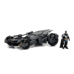 Justice League Movie Batmobile & Batmobile Metals Die Cast