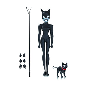 The New Batman Adventures Catwoman Action Figure
