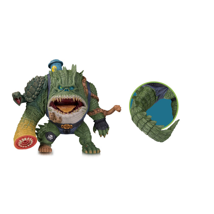 DC Artists Alley Killer Croc by James Groman Vinyl Figure